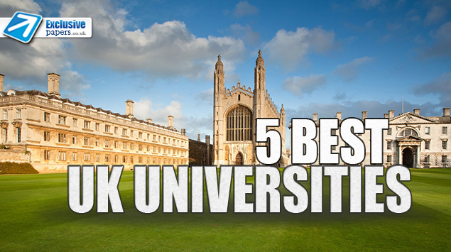 5 Best UK Universities