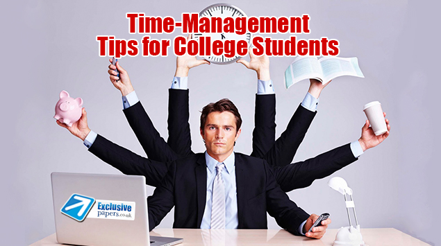 Time-Management in College. Tips for Students