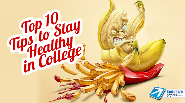 Stay Healthy in College