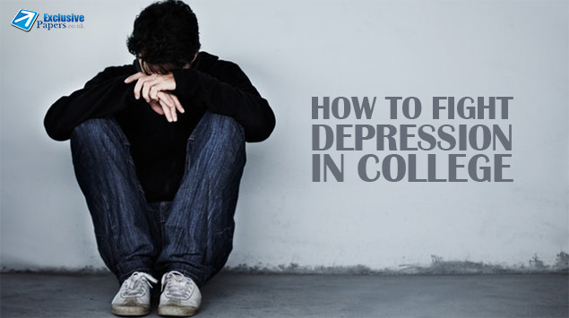 How to Fight Depression in College