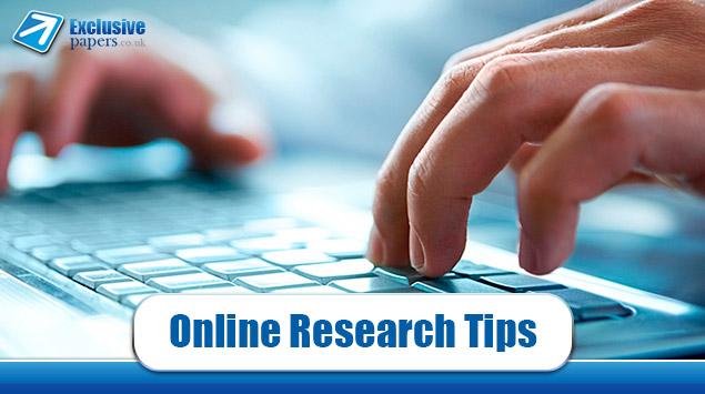 How to Do an Online Research