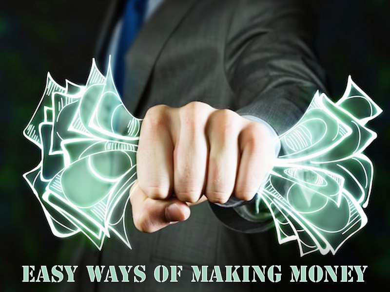 Make More Money: Easy and Creative Ways