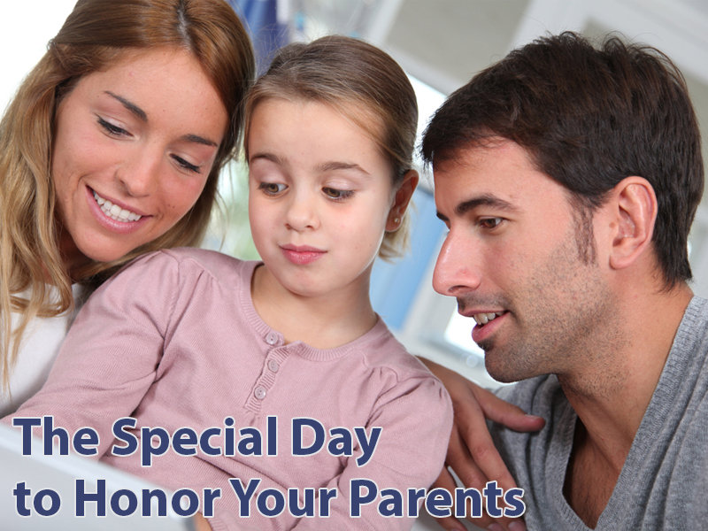 Ways to Celebrate Parent's Day