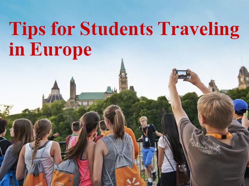 Top 5 Tips How to Travel Europe as a Student
