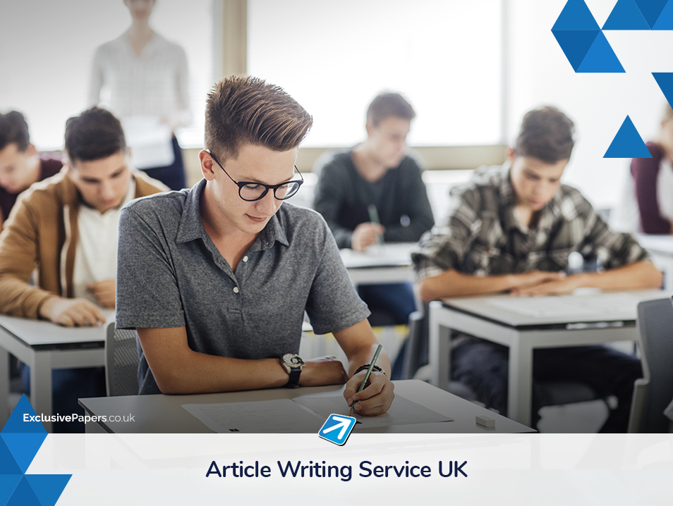 Exclusive Article Writing Service UK