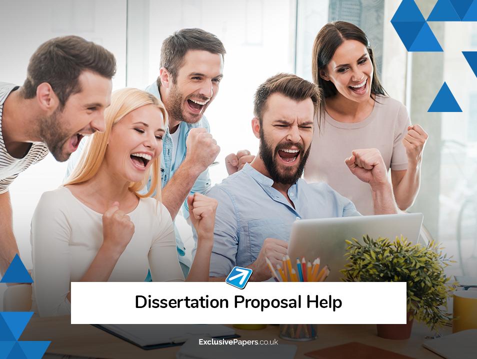 UK Dissertation Proposal Help