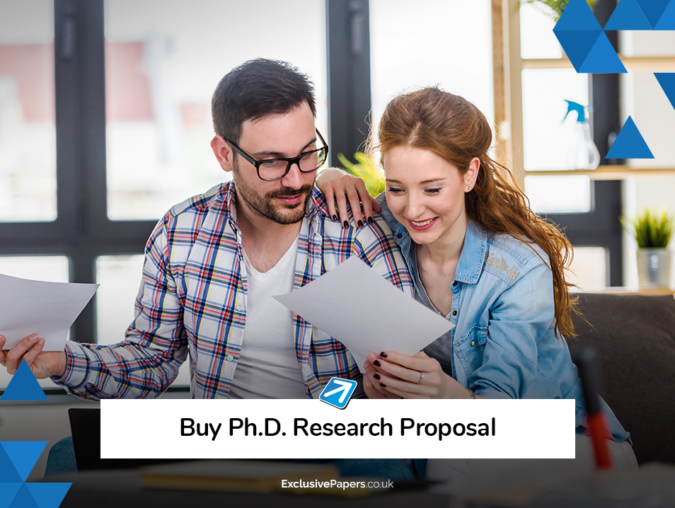 Buy PhD Research Proposal Paper