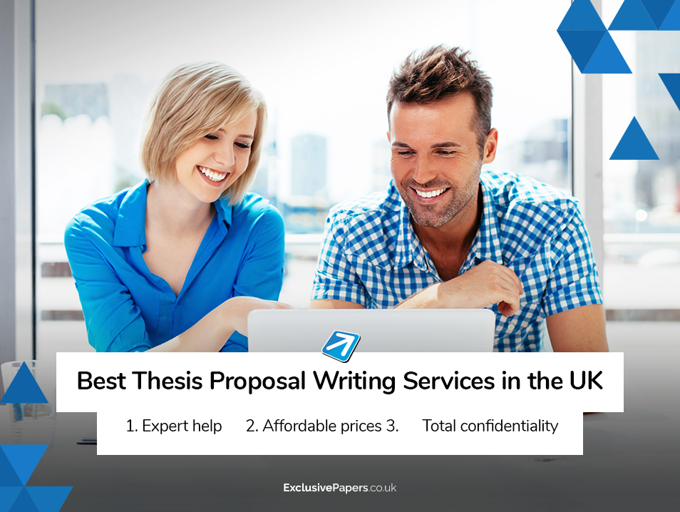Best Thesis Proposal Writing Services in the UK