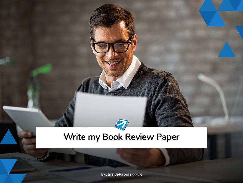 Write My Book Review Paper for Me Cheap