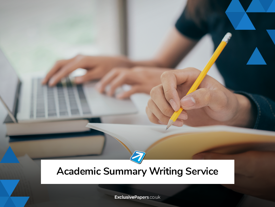 Academic Summary Writing Services at Cheap Prices
