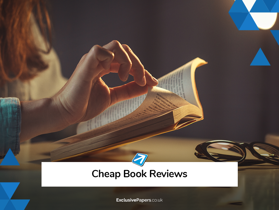 Buy Cheap Book Reviews