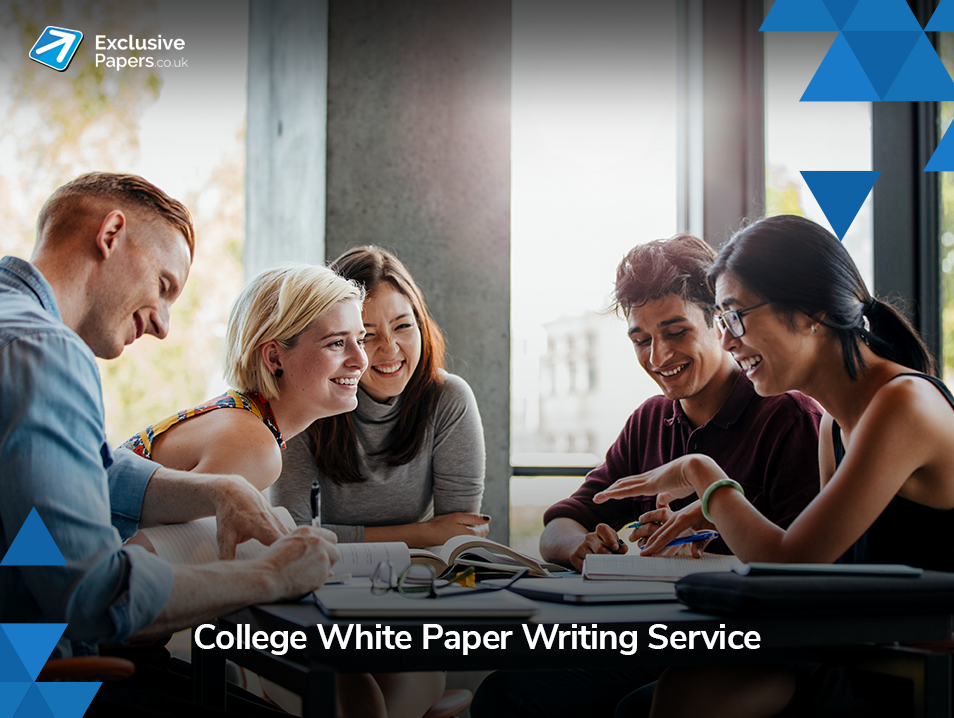 College White Paper Writing Service from Expert Academic Writers