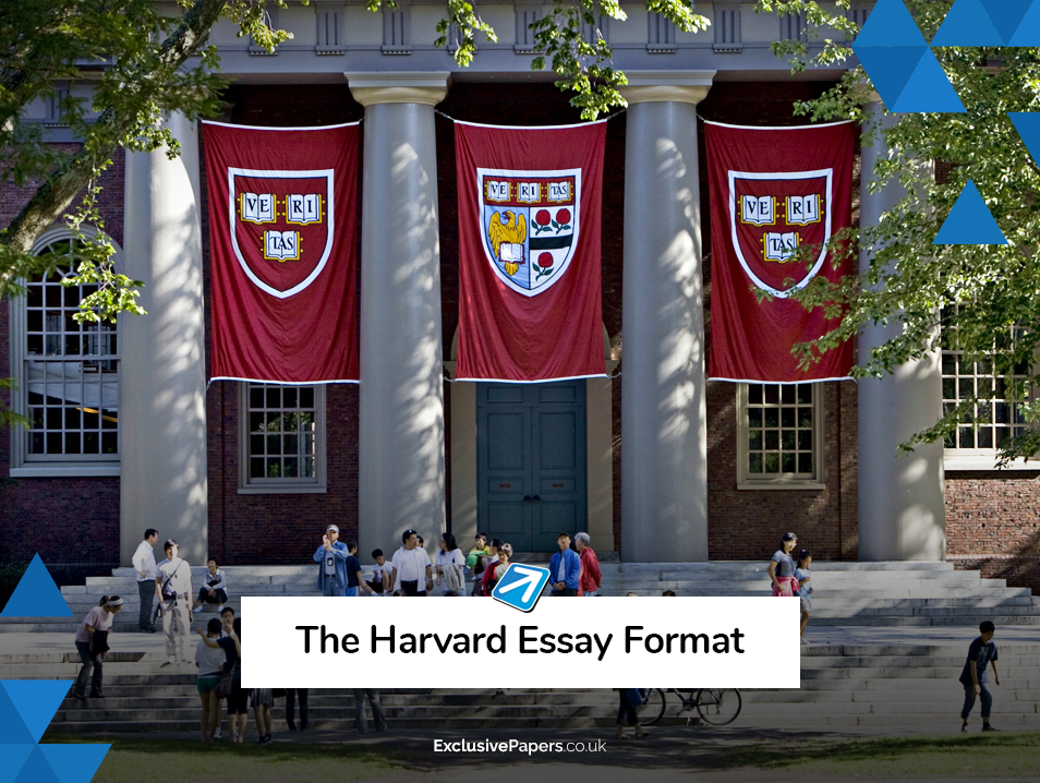 The Harvard Essay Format